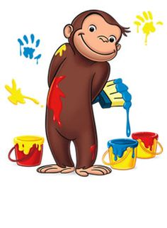 Curious George graphic