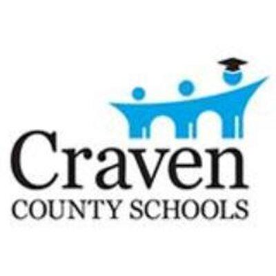 Craven County Schools Logo