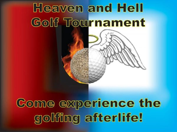 heaven and hell golf tournament
