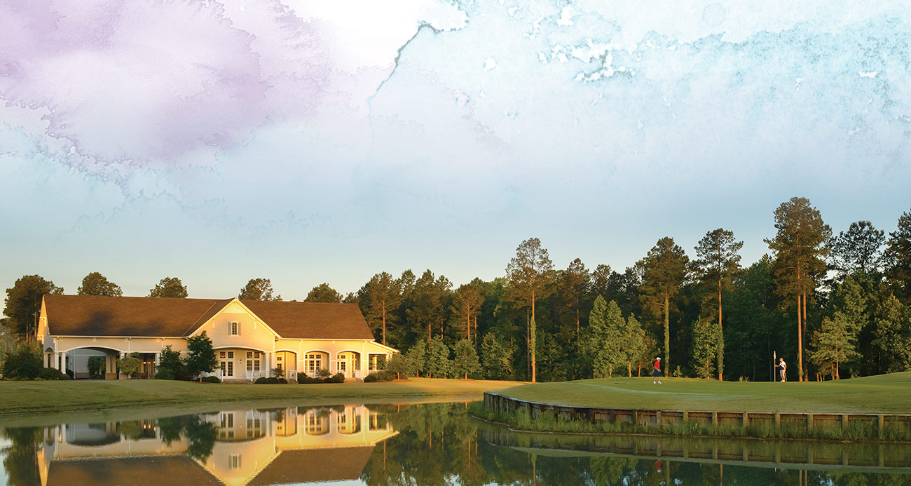 Homepage Lake Home in Carolina Colours
